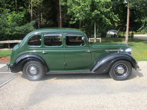 1948 Austin 16 Saloon (Card Payments Accepted & Delivery) SOLD (picture 2 of 6)