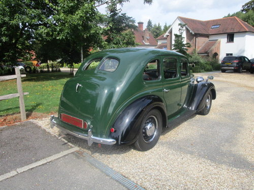 1948 Austin 16 Saloon (Card Payments Accepted & Delivery) SOLD (picture 3 of 6)
