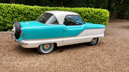 1958 Austin Metropolitan Coupe  SOLD (picture 2 of 2)