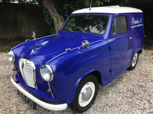 1964 Austin A35 van For Sale (picture 1 of 6)
