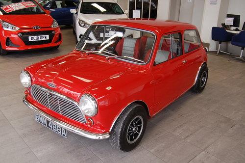 1963 CLASSIC AUSTIN MINI SPRINT R COOPER S 1275 For Sale (picture 1 of 6)