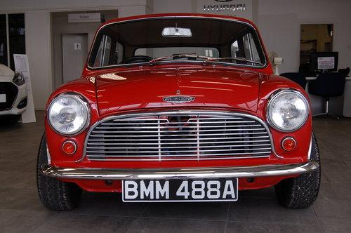 1963 CLASSIC AUSTIN MINI SPRINT R COOPER S 1275 For Sale (picture 2 of 6)