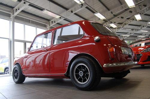 1963 CLASSIC AUSTIN MINI SPRINT R COOPER S 1275 For Sale (picture 3 of 6)