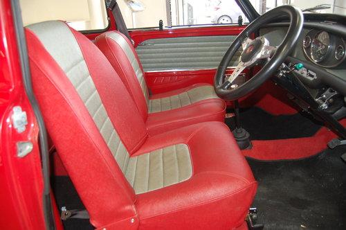 1963 CLASSIC AUSTIN MINI SPRINT R COOPER S 1275 For Sale (picture 5 of 6)