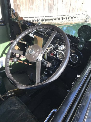 1933 Austin Seven RN Saloon SOLD (picture 4 of 6)