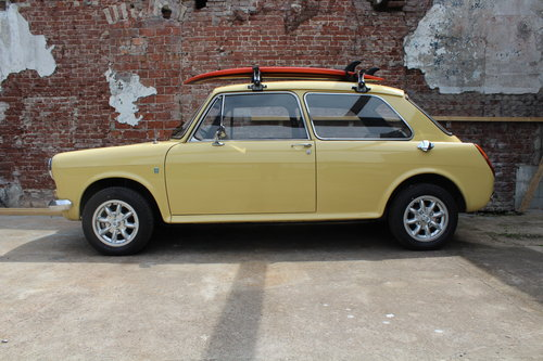 1973 Austin Glider 1300 2-door LHD Cooper S carbs For Sale (picture 4 of 6)