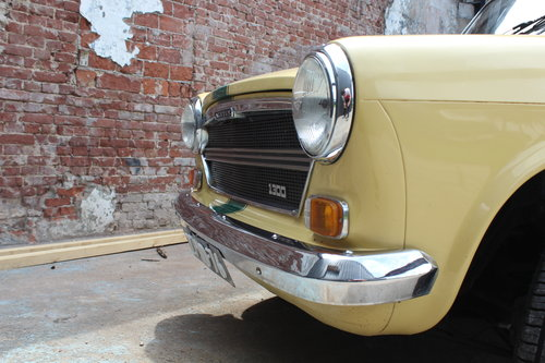 1973 Austin Glider 1300 2-door LHD Cooper S carbs For Sale (picture 6 of 6)