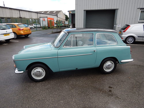 1959 AUSTIN A40 Farina Mkl Deluxe Saloon ~  SOLD (picture 1 of 6)