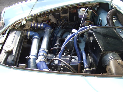 1959 Turbocharged & Intercooled Austin A35  For Sale (picture 2 of 6)