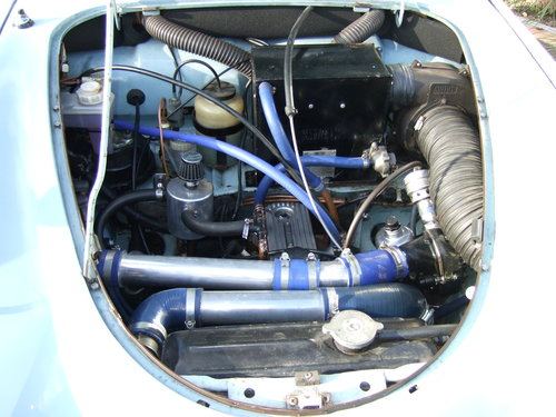 1959 Turbocharged & Intercooled Austin A35  For Sale (picture 3 of 6)