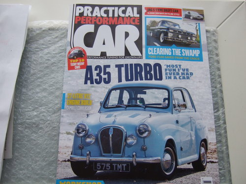 1959 Turbocharged & Intercooled Austin A35  For Sale (picture 5 of 6)
