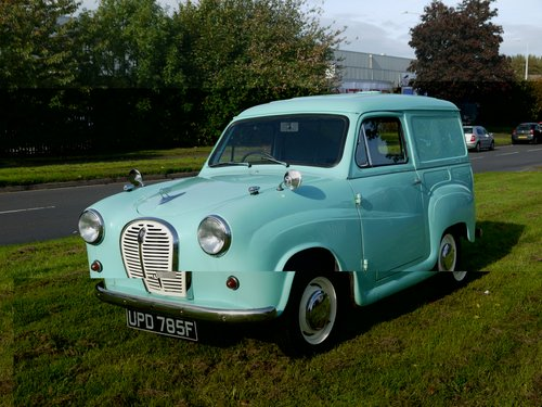 1968 Austin A35 Van - Wallace SOLD (picture 1 of 6)