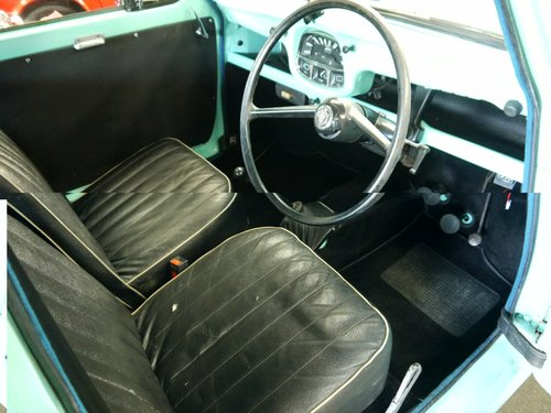 1968 Austin A35 Van - Wallace SOLD (picture 6 of 6)