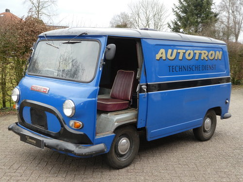 1961 Austin J4 Commercial Van For Sale (picture 1 of 6)
