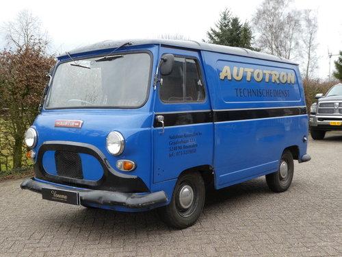1961 Austin J4 Commercial Van For Sale (picture 2 of 6)