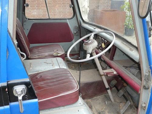 1961 Austin J4 Commercial Van For Sale (picture 4 of 6)