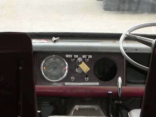 1961 Austin J4 Commercial Van For Sale (picture 5 of 6)