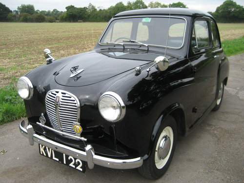 1956 Austin A30 de luxe SOLD (picture 1 of 6)
