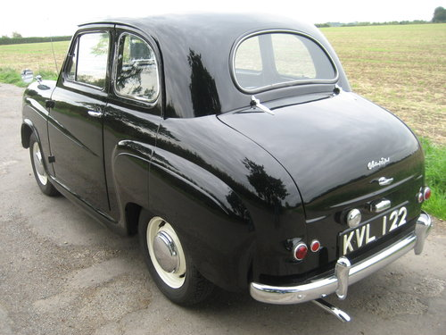 1956 Austin A30 de luxe SOLD (picture 2 of 6)