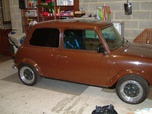 1979 Austin Mini 1275GT For Sale (picture 1 of 6)