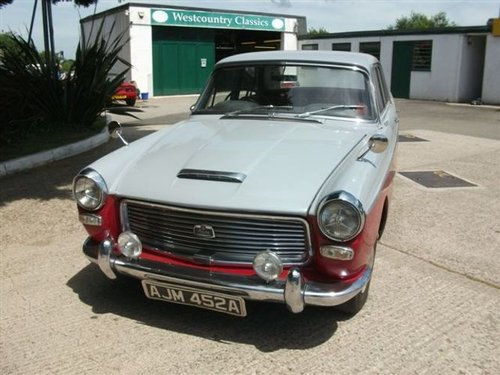 1963 Austin Westminster A110 manual overdrive. SOLD (picture 1 of 6)