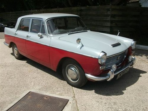 1963 Austin Westminster A110 manual overdrive. SOLD (picture 2 of 6)