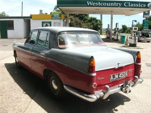 1963 Austin Westminster A110 manual overdrive. SOLD (picture 3 of 6)