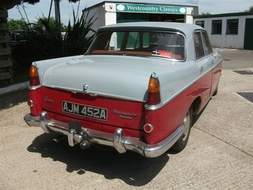1963 Austin Westminster A110 manual overdrive. SOLD (picture 4 of 6)