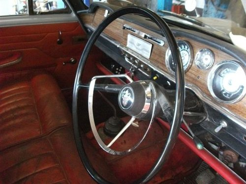 1963 Austin Westminster A110 manual overdrive. SOLD (picture 5 of 6)