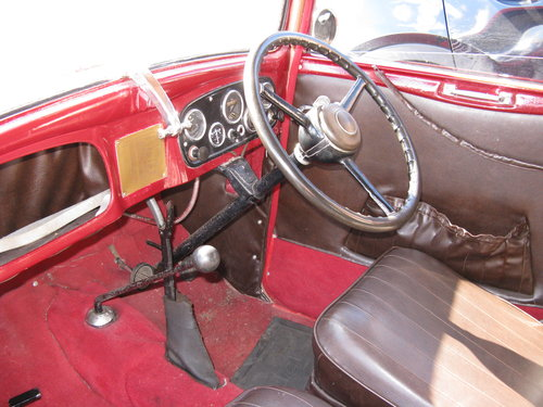 1935 Austin 7 Ruby Mk1 SOLD (picture 6 of 6)