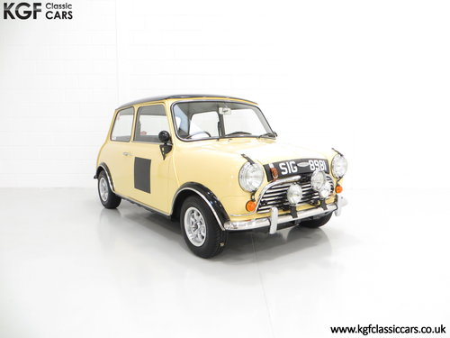 1982 An Eye-Catching Austin Mini Cooper Recreation SOLD (picture 1 of 6)