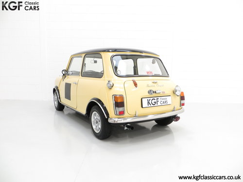 1982 An Eye-Catching Austin Mini Cooper Recreation SOLD (picture 4 of 6)