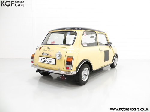 1982 An Eye-Catching Austin Mini Cooper Recreation SOLD (picture 5 of 6)