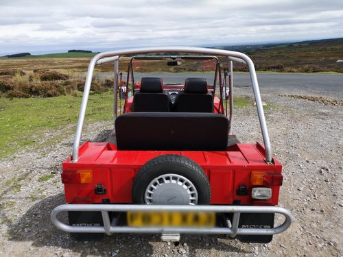 1987 Mini Moke looking for a loving home! For Sale (picture 1 of 6)