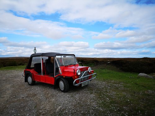 1987 Mini Moke looking for a loving home! For Sale (picture 3 of 6)