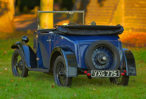 1934 Austin Seven APD Military Tourer For Sale (picture 2 of 6)