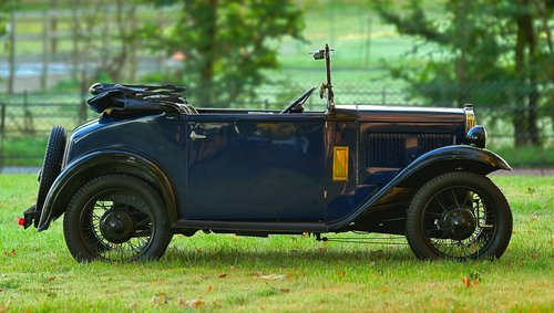 1934 Austin Seven APD Military Tourer For Sale (picture 3 of 6)