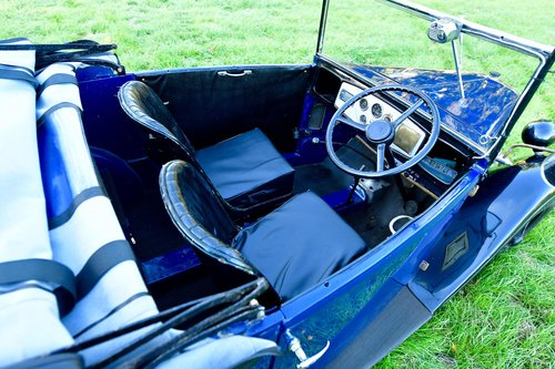 1934 Austin Seven APD Military Tourer For Sale (picture 4 of 6)