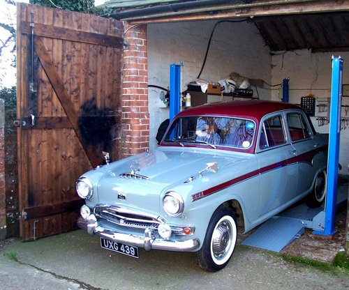 1957 Austin A95 Westminster, excellent & rare For Sale (picture 1 of 6)