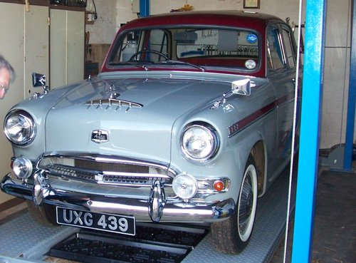 1957 Austin A95 Westminster, excellent & rare For Sale (picture 2 of 6)