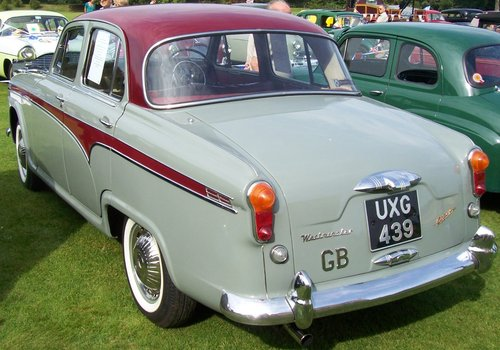 1957 Austin A95 Westminster, excellent & rare For Sale (picture 3 of 6)