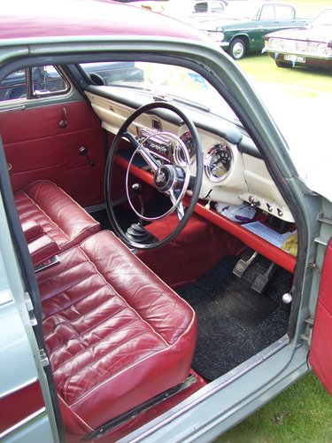 1957 Austin A95 Westminster, excellent & rare For Sale (picture 5 of 6)