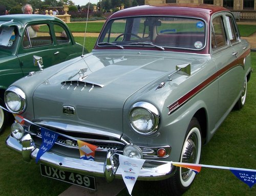 1957 Austin A95 Westminster, excellent & rare For Sale (picture 6 of 6)