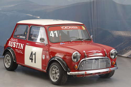 1967 Mini 13 Racecar For Sale Car And Classic