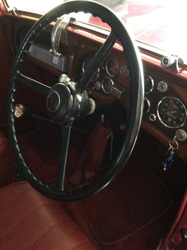 1935 Austin 12/6 Light Ascot saloon For Sale (picture 4 of 6)