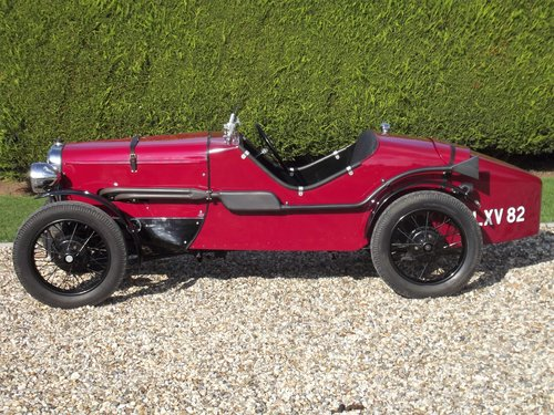 1935 Austin 7 Ulster Replica.SOLD - SIMILAR EXAMPLES WANTED For Sale (picture 2 of 6)