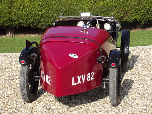 1935 Austin 7 Ulster Replica.SOLD - SIMILAR EXAMPLES WANTED For Sale (picture 3 of 6)
