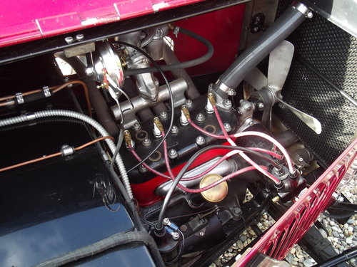 1935 Austin 7 Ulster Replica.SOLD - SIMILAR EXAMPLES WANTED For Sale (picture 4 of 6)