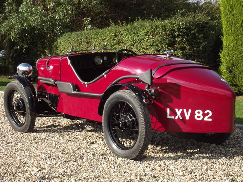 1935 Austin 7 Ulster Replica.SOLD - SIMILAR EXAMPLES WANTED For Sale (picture 6 of 6)