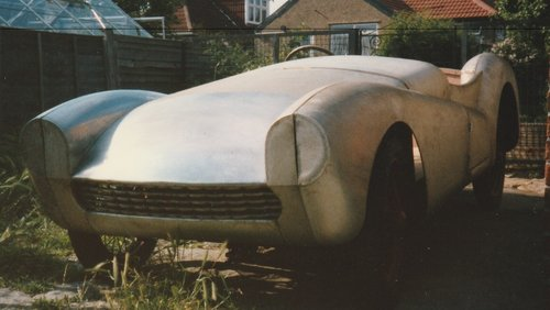 Austin 7 Hamblin De Luxe unused body kit For Sale (picture 1 of 5)